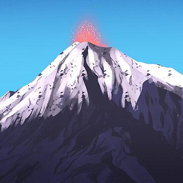 Freezing Hot Volcano by freezinghot