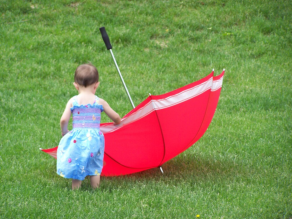 Ready for Rain by Jessica Ryden