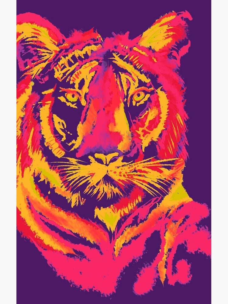 Thermal Tiger by freezinghot