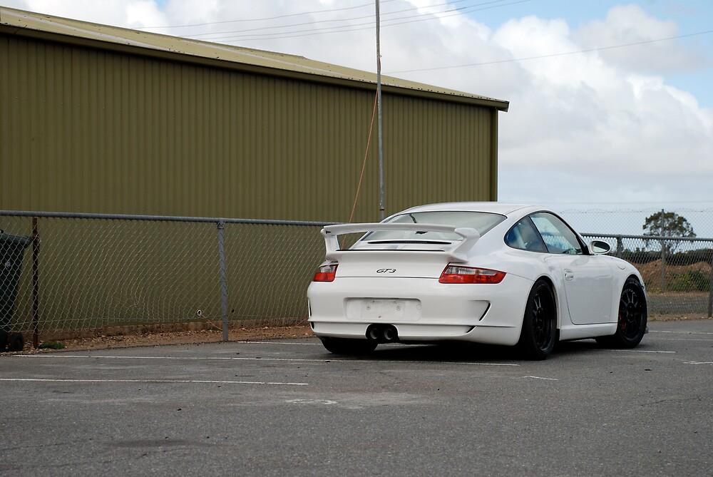 Porsche 997 GT3 by Farid
