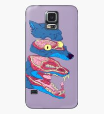 Dissected Wolf Case/Skin for Samsung Galaxy