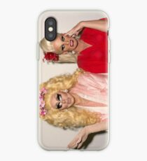 Trixie Mattel and Katya iPhone Case