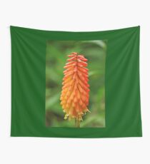 Torch Lily Wall Tapestry