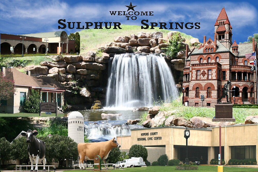 Welcome to Sulphur Springs by HeartofTexas