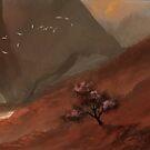 Mars plain by armandoB