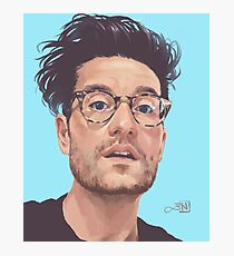 Dan Smith Painting Photographic Print