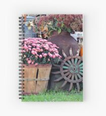 Homestead Happiness Spiral Notebook