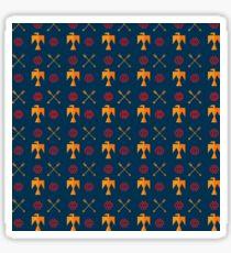 Indian Designs 24 Sticker