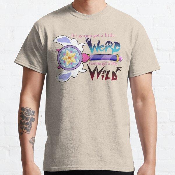 mit Star's Zauberstab aus Staffel 3. Classic T-Shirt