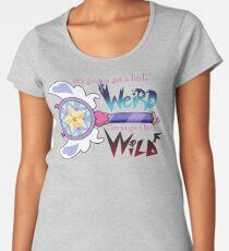 Star Wand Women's Premium T-Shirt