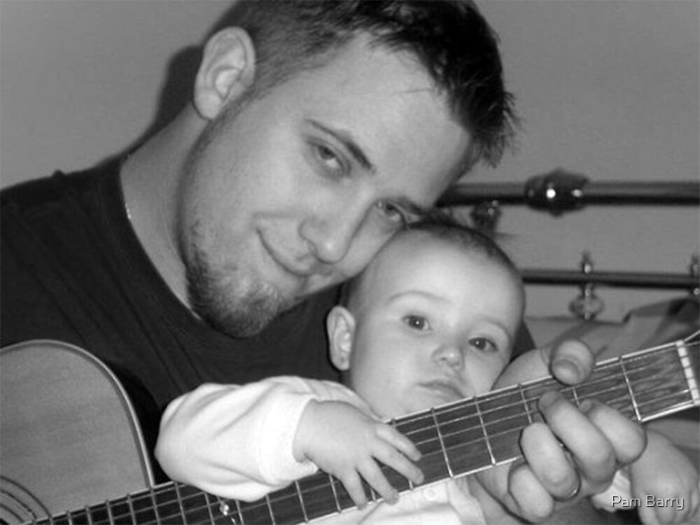 Daddy Singing To Me by Pam Barry
