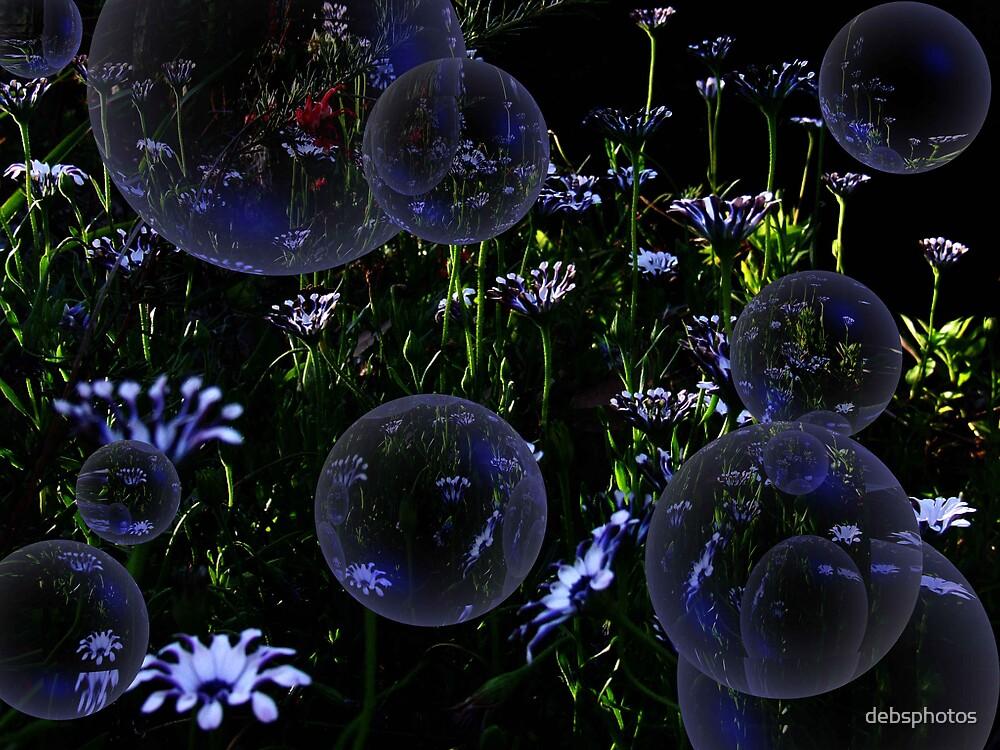 """""""Bubble Garden"""" by debsphotos"""