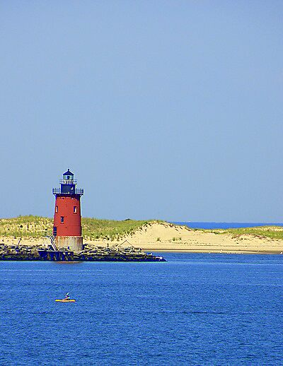 Lewes, MD Lighthouse #2 by pbischop