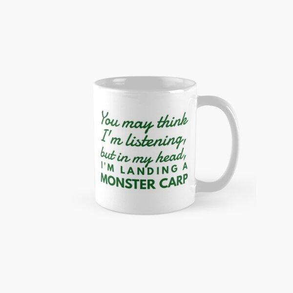 In my head Carp Classic Mug