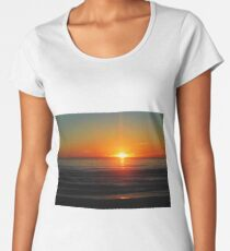 Sunset Women's Premium T-Shirt