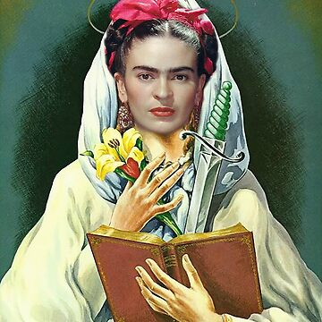 Saint Frida by laurelshada