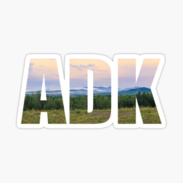 ADK Sticker
