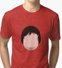 Dosia X God Icon Tri-blend T-Shirt