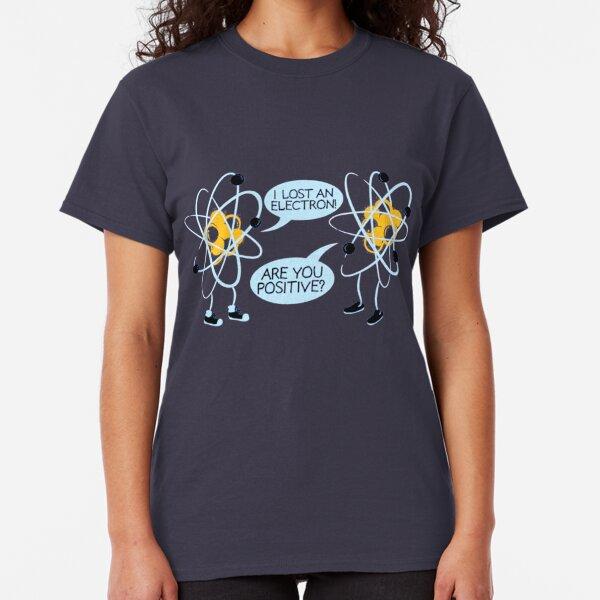 Electrons - Geek, nerd shirt - Peter Parker Shirt, Spiderman Homecoming shirt Classic T-Shirt