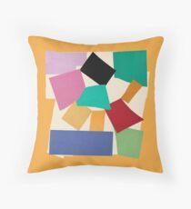 The Snail (Matisse Cut Out)  Throw Pillow