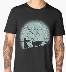 The Hound Men's Premium T-Shirt