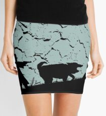 The Hound Mini Skirt