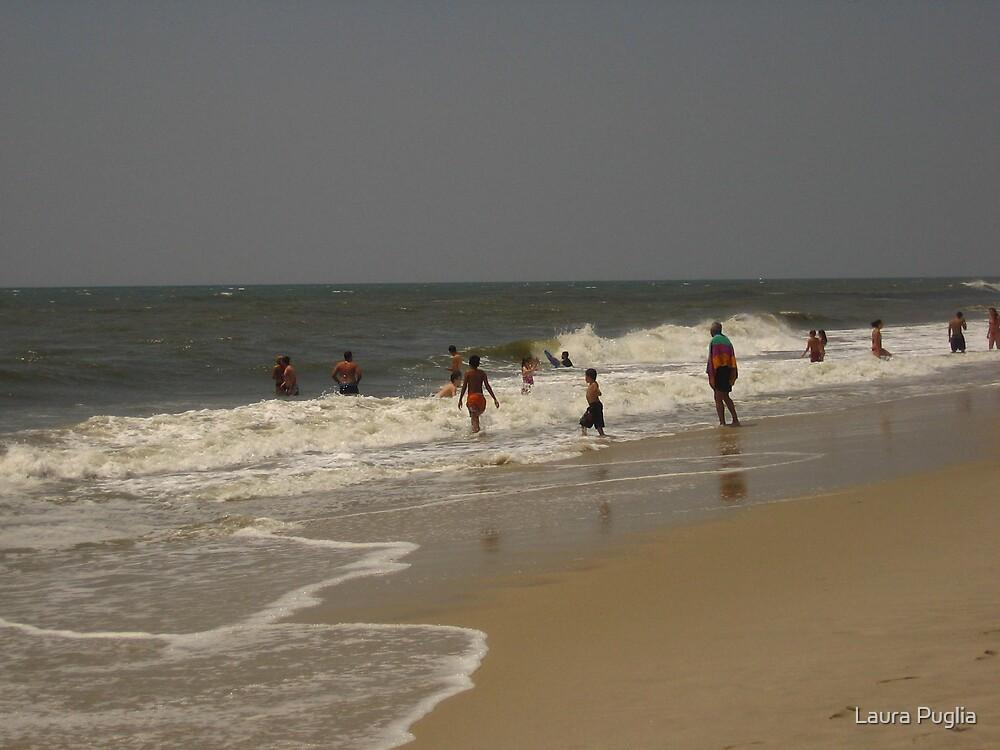 Beachin' It by Laura Puglia