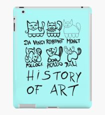 History of art iPad Case/Skin