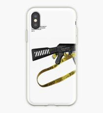 OFF-WHITE AK/ CASE/ LAPTOP CASES/ STICKERS iPhone Case