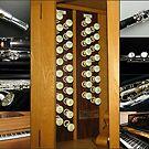 Tastatur und Holzbläser Musik Collage von BlueMoonRose
