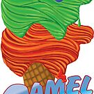 Camel Cone by emilyRose3