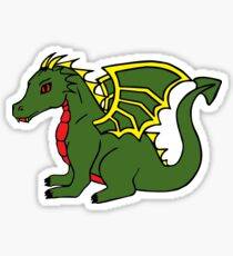 Dragon. Category I (300-500° F)  Sticker