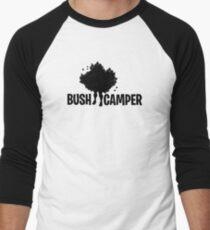 BUSH CAMPER Men's Baseball ¾ T-Shirt