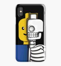 """Lego anatomy"" iPhone Case/Skin"