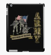 Army: Defenders Of Freedom iPad Case/Skin
