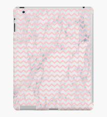 Marble Zig Zag iPad Case/Skin