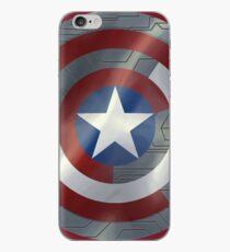 Steve & Bucky Unshielded Turned Shield  iPhone Case