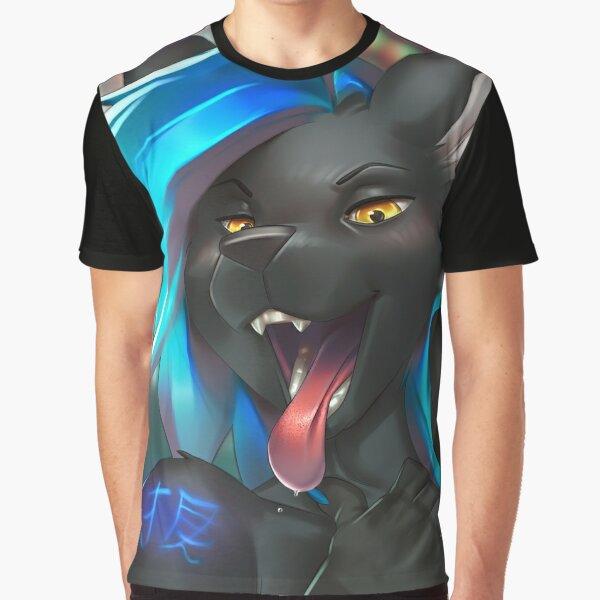 Ichigo-Neko Graphic T-Shirt
