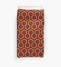 Overlook Hotel Carpet (The Shining)  Duvet Cover