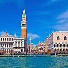 Doge's Palace & San Marco by dunawori