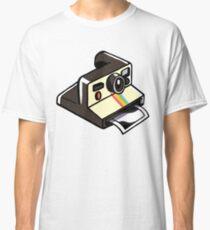 Polaroid camera sticker Classic T-Shirt