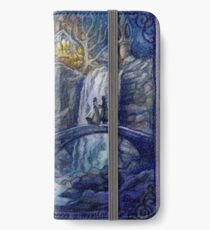 A mortal life iPhone Wallet/Case/Skin