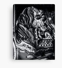 Carousel of Despair 2 Canvas Print