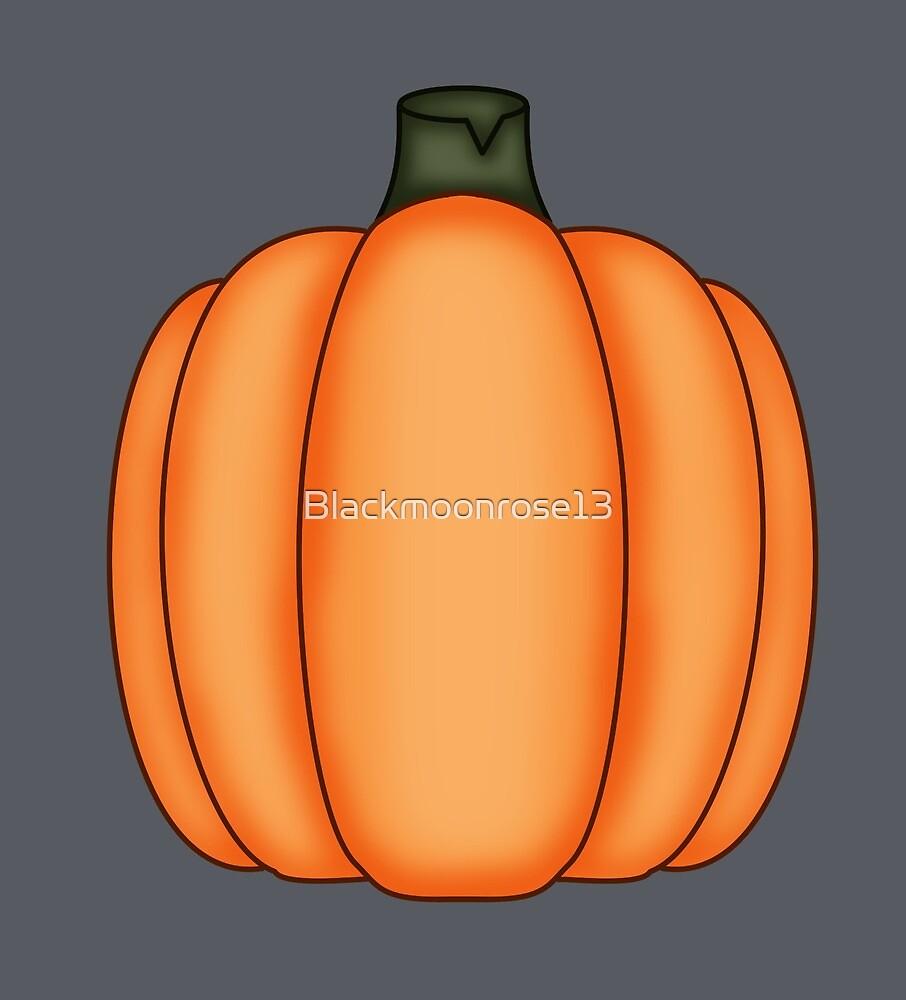 Pumpkin  by Blackmoonrose13