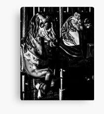 Carousel of Despair 3 Canvas Print