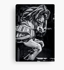Carousel of Despair 5 Canvas Print