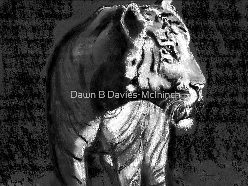Emergance into the Light by Dawn B Davies-McIninch