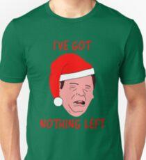 Ian Beale - Santa Bealey's Got Nothing Left Unisex T-Shirt