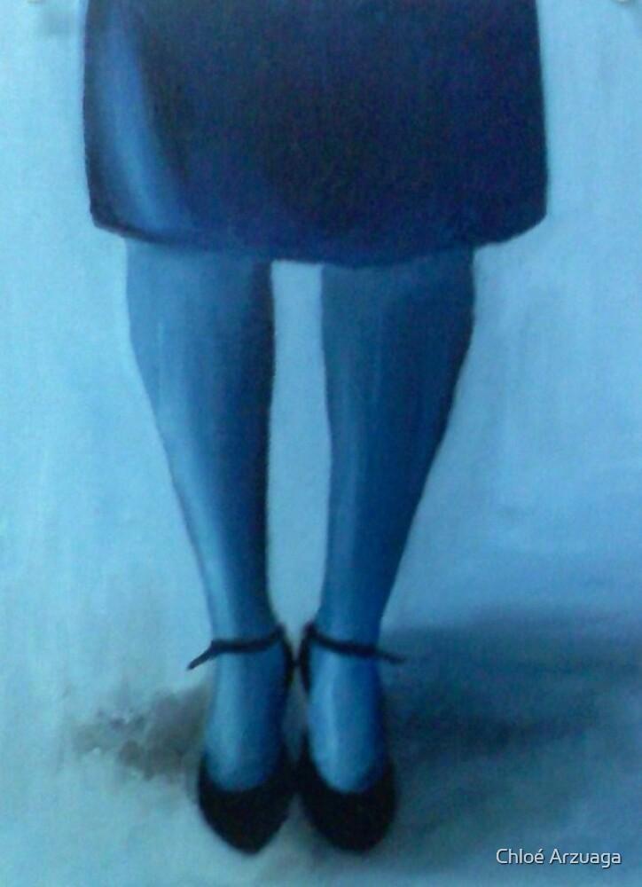 The Bell Jar by Chloé Arzuaga