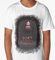 Illuminati Don't Blink Long T-Shirt